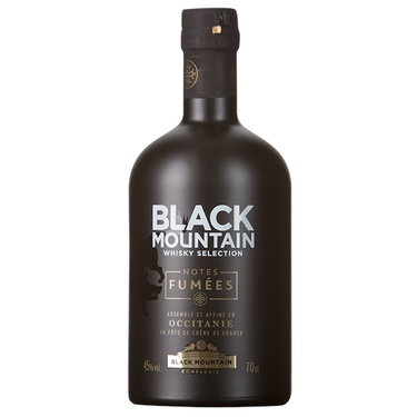 Whisky France Sud Ouest Black Mountain Notes Fumees 45% 70cl