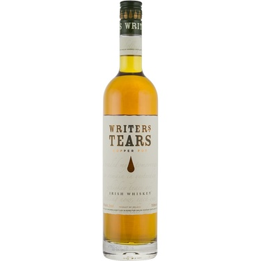 Whiskey Irlande Writers Tears Copper Pot 40% 70cl