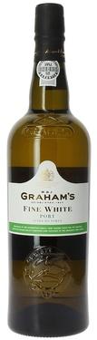 Porto Grahams Fine White 19% 75cl