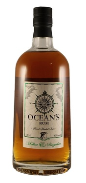 Rum Caraibes Mellow & Singular Ocean's 40% 70cl