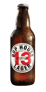 Biere Irlande Guinness Hop House 13 Lager 0.33 5%
