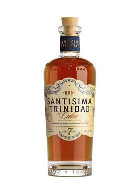 Rhum De Melasse Trinidad De Cuba Santisima 7 Ans 40.3% 70cl