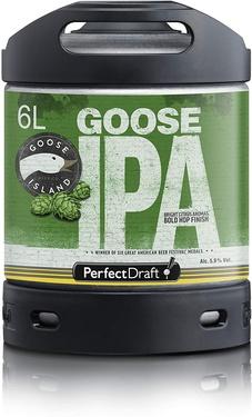 Perfect Draft Usa Goose Ipa 5.9% 6l