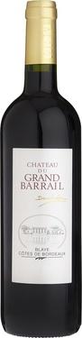 Blaye Chateau Du Grand Barrail 2018