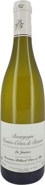 Bourgogne Hautes Cotes De Beaune Blanc Domaine Billard 2019