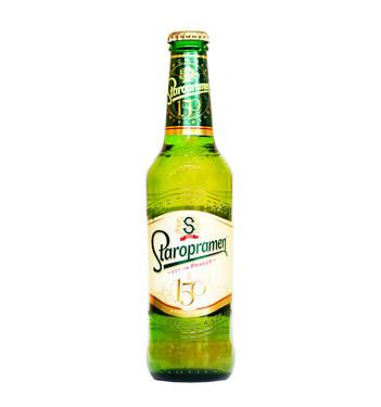 Biere Republique Tcheque Staropramen 0.33 5%