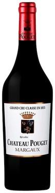 Margaux 4eme Grand Cru Classe Chateau Pouget 2015 Caisse Bois