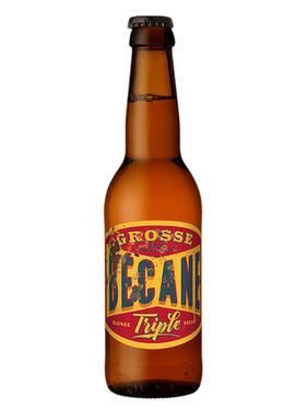 Biere Belge Triple Grosse Becane 0.33 8%