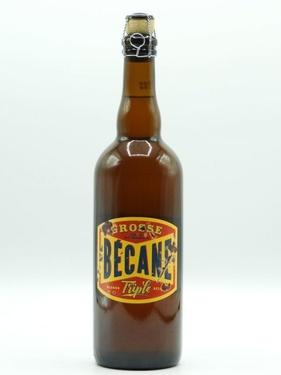 Biere Belge Triple Grosse Becane 0.75 8%