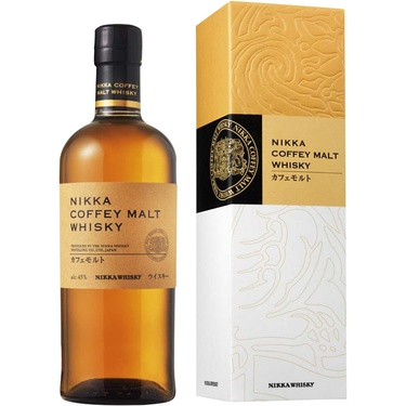 Whisky Japon Single Malt Nikka Coffey Malt 45% 70cl