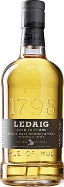 Whisky Ecosse Highlands Single Malt Mull Ledaig 10 Ans 46,3% 70cl
