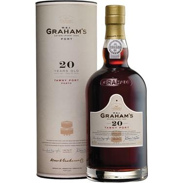Porto Grahams 20 Ans 20% 75cl