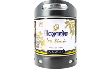 Perfect Draft 6l Belgique Hoegaarden Blanche 4,8%