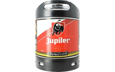 Perfect Draft 6l Belgique Jupiler 5,2%