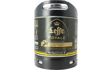 Perfect Draft 6l Belgique Abbaye Leffe Royale 7,5%