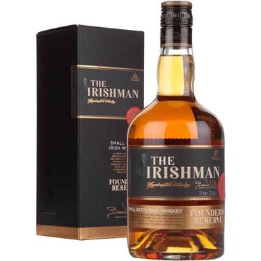 Whiskey Irlande Pure Pot Still Irishman Founder's Reserve 40% 70cl