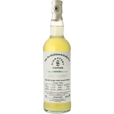 Whisky Ecosse Speyside Linkwood 2010 Very Cloudy 40% 70cl