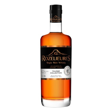 Whisky France Lorraine G.rozelieures Tourbe Collection 46% 70cl